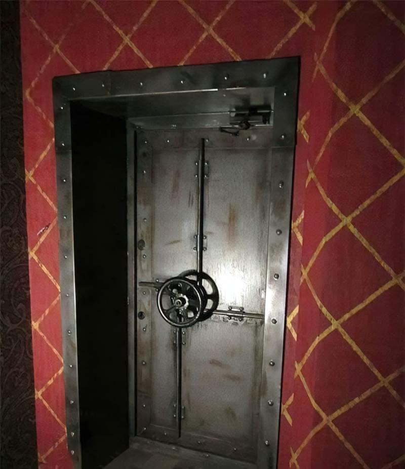 Двері в стилі лофт: фотопідбірка 3