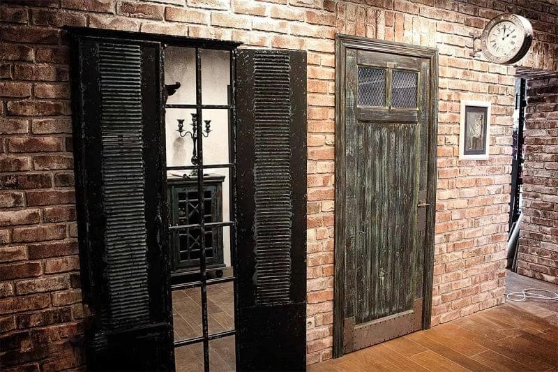Двері в стилі лофт: фотопідбірка 1