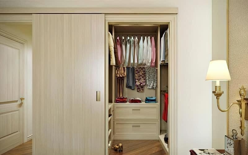 Як дизайнери підходять до облаштування гардеробної кімнати 3