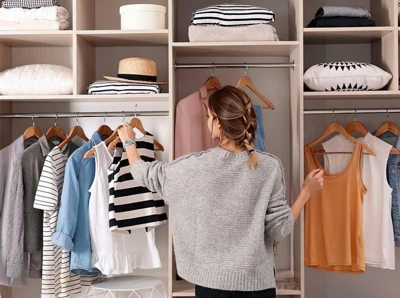 Як дизайнери підходять до облаштування гардеробної кімнати 1
