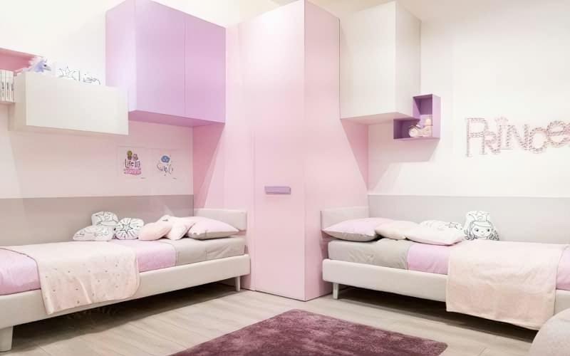 Оригінальні приклади використання модульних меблів в дитячій кімнаті 2