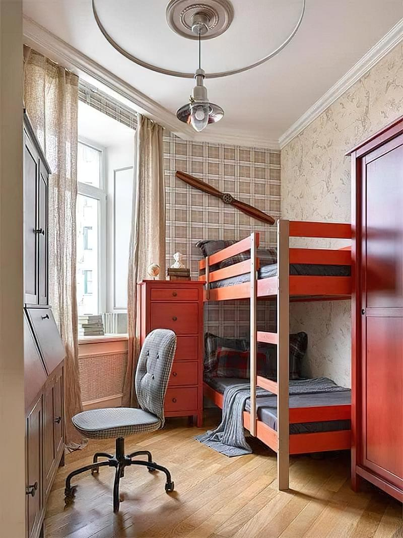 Кімната неправильної форми: плюси, мінуси, фото 2