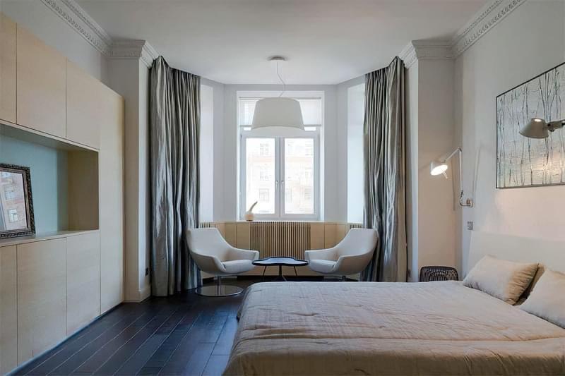 Кімната неправильної форми: плюси, мінуси, фото 3