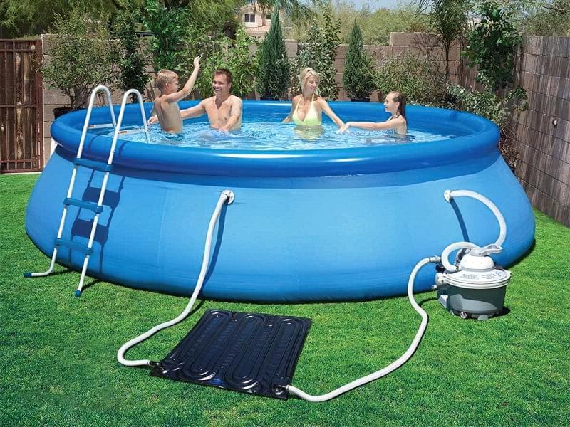 Сонячні обігрівачі для басейнів 2