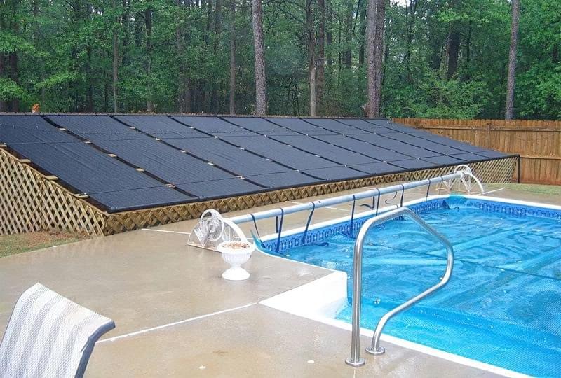 Сонячні обігрівачі для басейнів 4