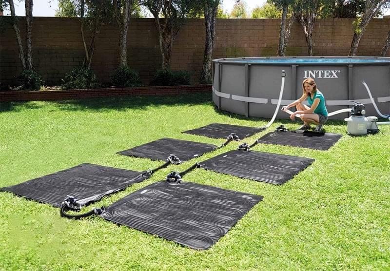 Сонячні обігрівачі для басейнів 5