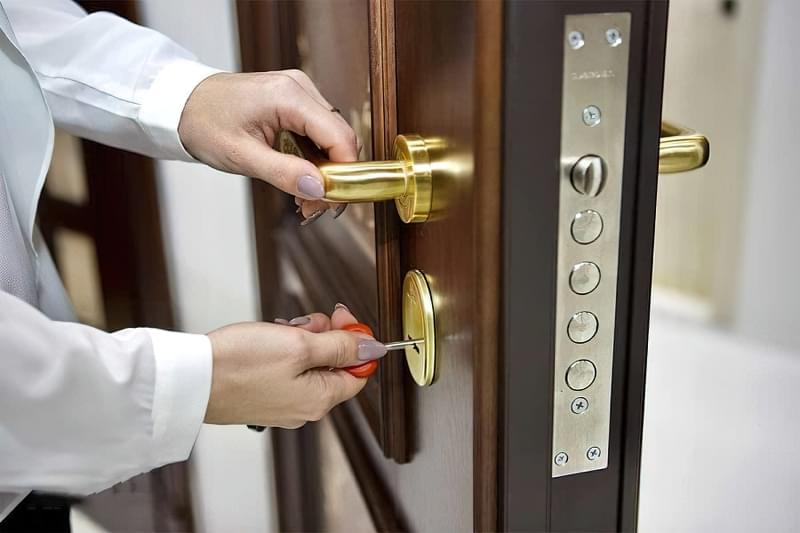 Поради по вибору вхідних металевих дверей 2