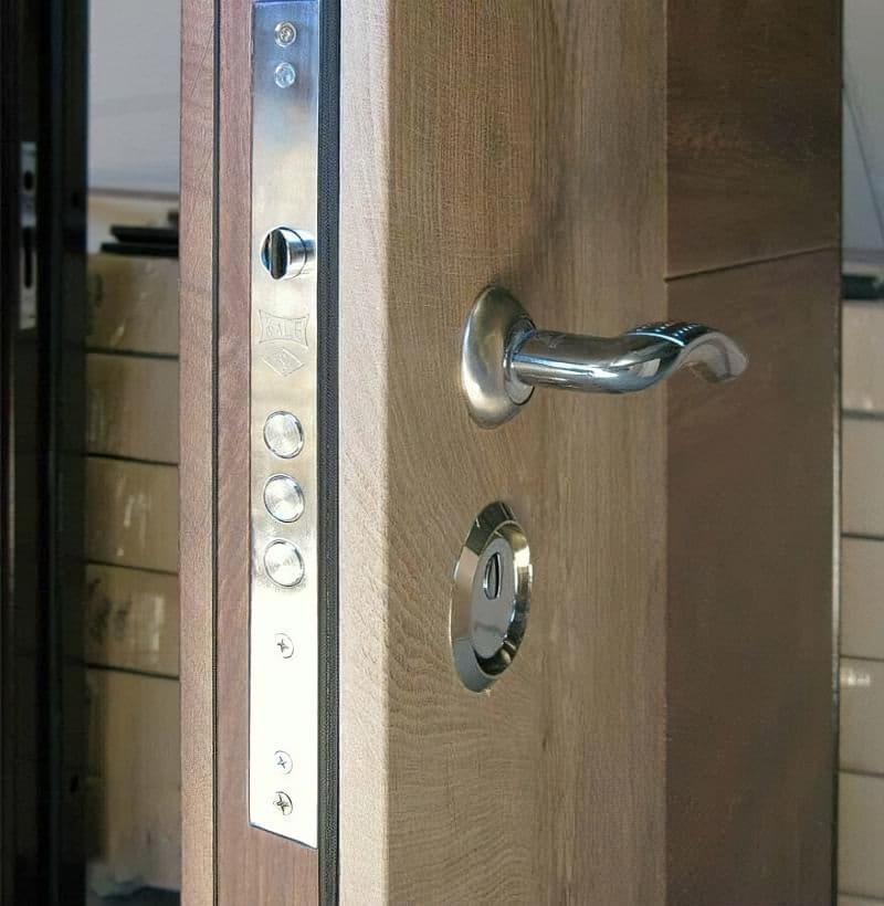 Поради по вибору вхідних металевих дверей 3