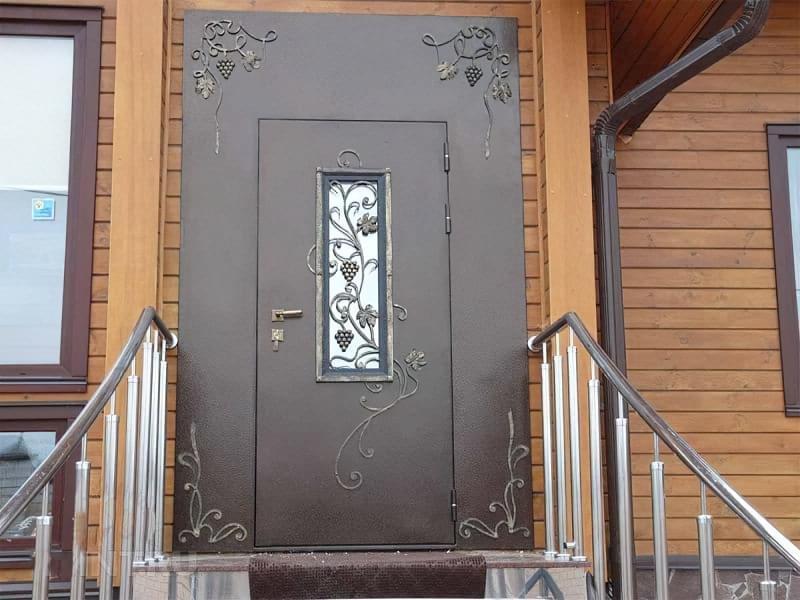 Поради по вибору вхідних металевих дверей 4