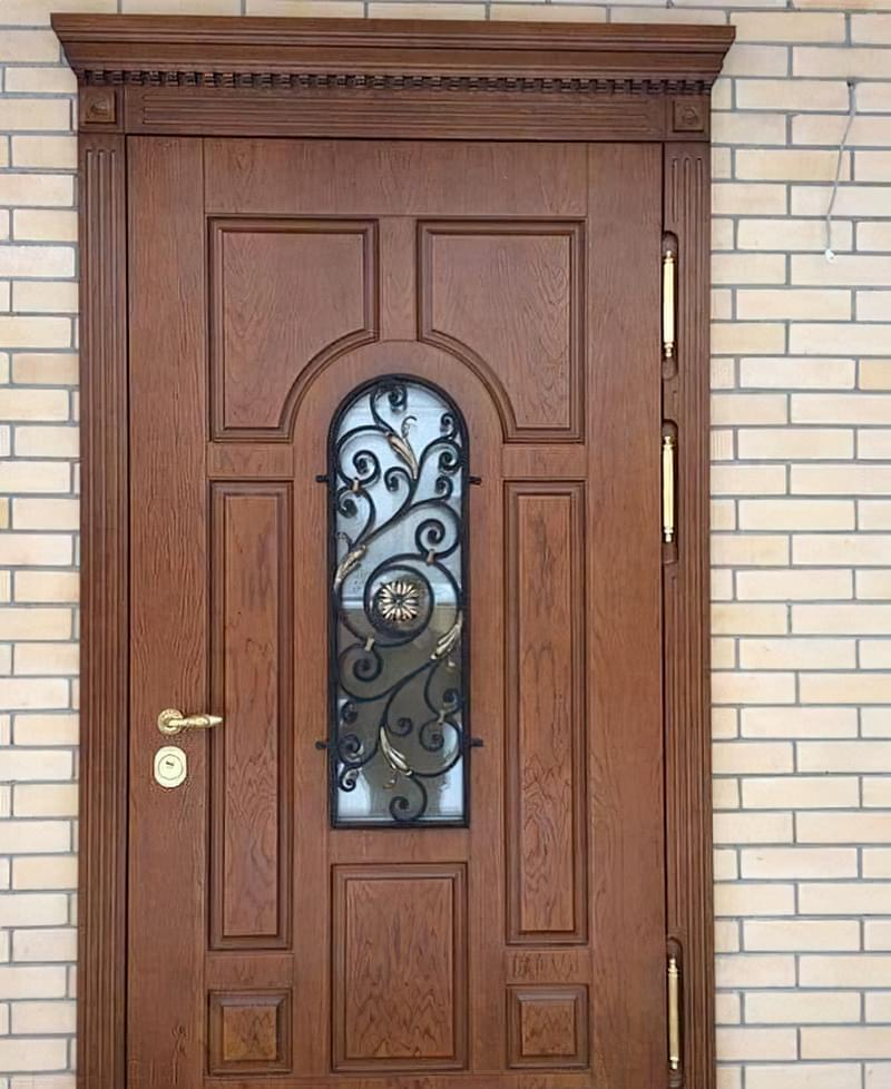 Поради по вибору вхідних металевих дверей 5