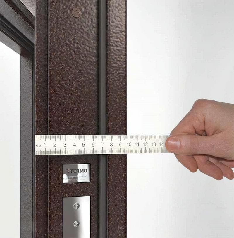 Поради по вибору вхідних металевих дверей 6