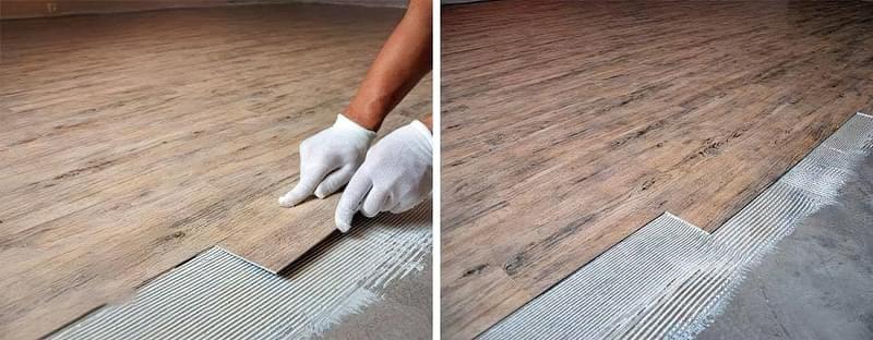 Вінілова плитка і дошка для підлоги: нюанси вибору 5