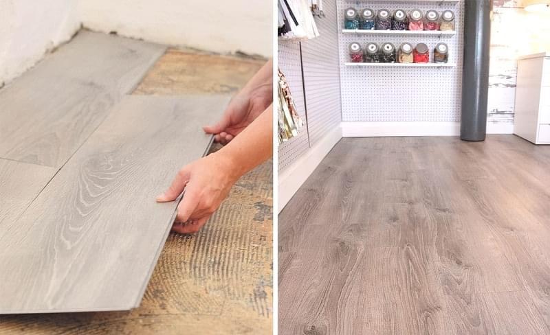 Вінілова плитка і дошка для підлоги: нюанси вибору 6