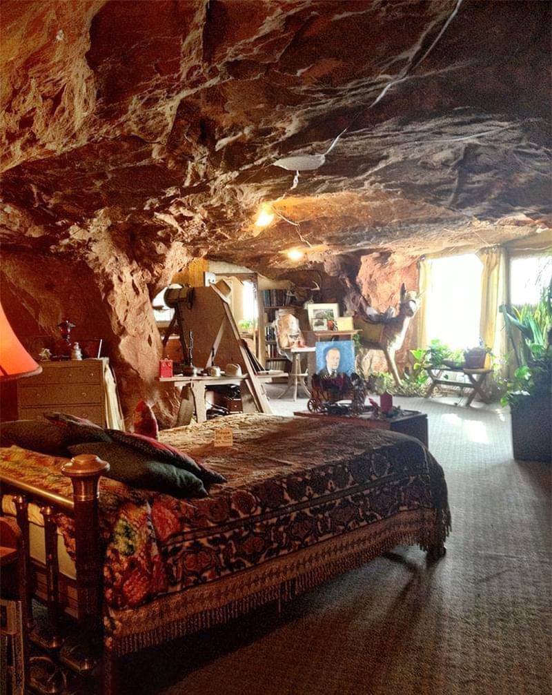 Будинки в печерах: фотопідбірка 6