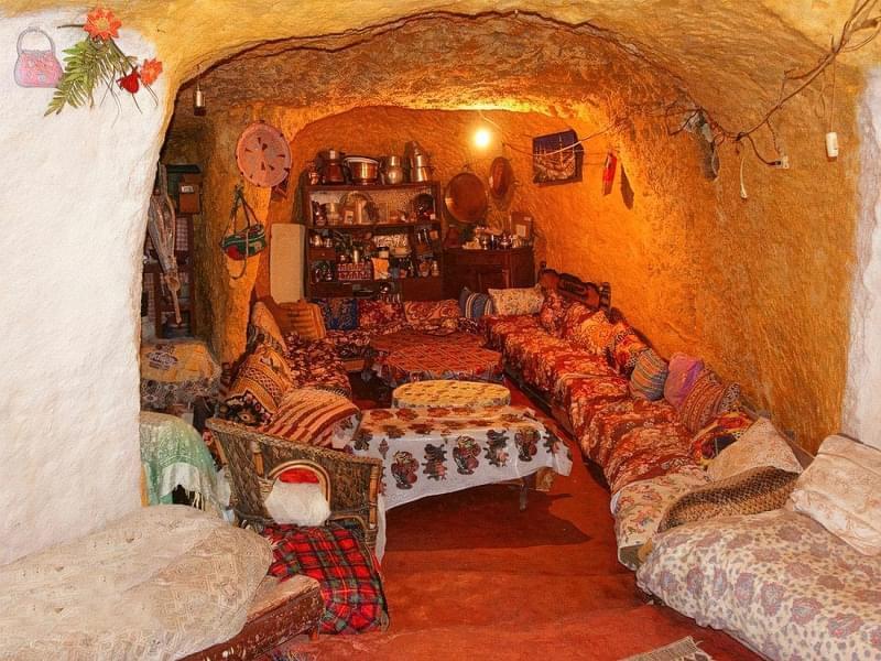 Будинки в печерах: фотопідбірка 8