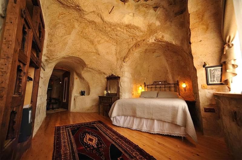 Будинки в печерах: фотопідбірка 9