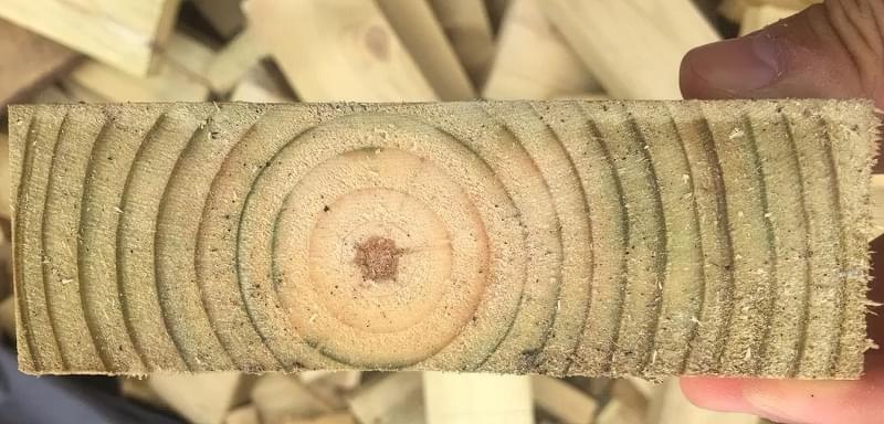 Імпрегнована деревина: особливості та сфера застосування 2