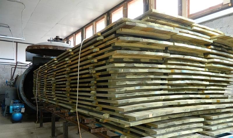 Імпрегнована деревина: особливості та сфера застосування 3