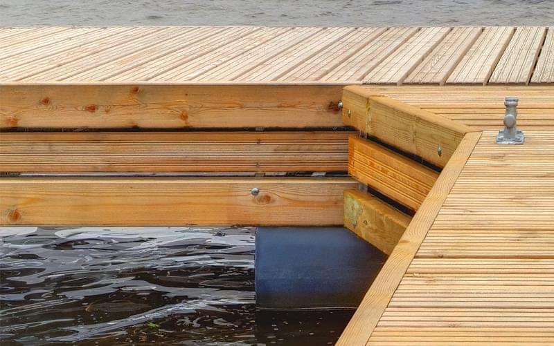 Імпрегнована деревина: особливості та сфера застосування 4