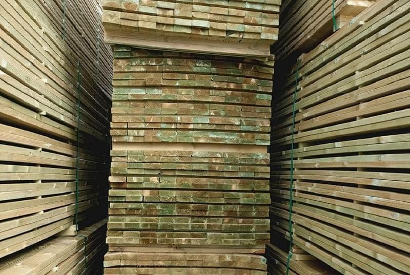 Імпрегнована деревина: особливості та сфера застосування 1