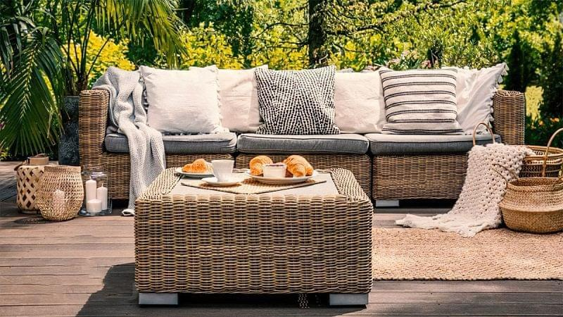 Плетені меблі з смоли: особливості, плюси і мінуси 7