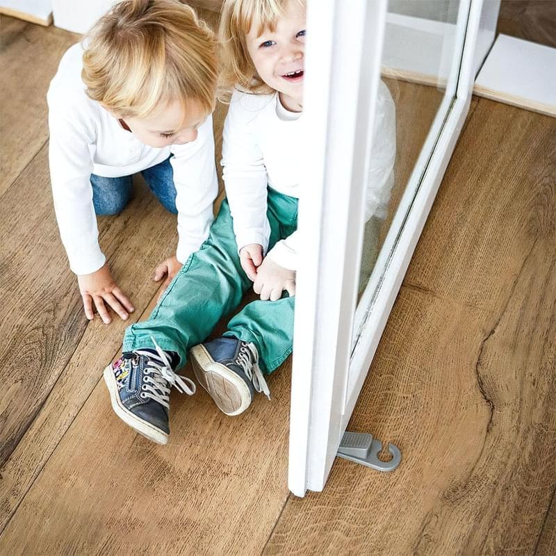 Дверні фіксатори: навіщо потрібні, різновиди, приклади 2