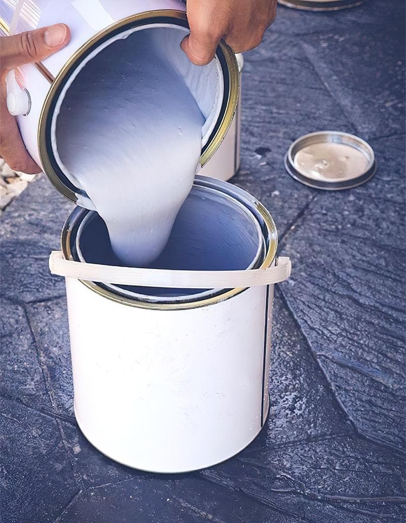 Навіщо фарбувати тротуарну плитку і як це зробити 2