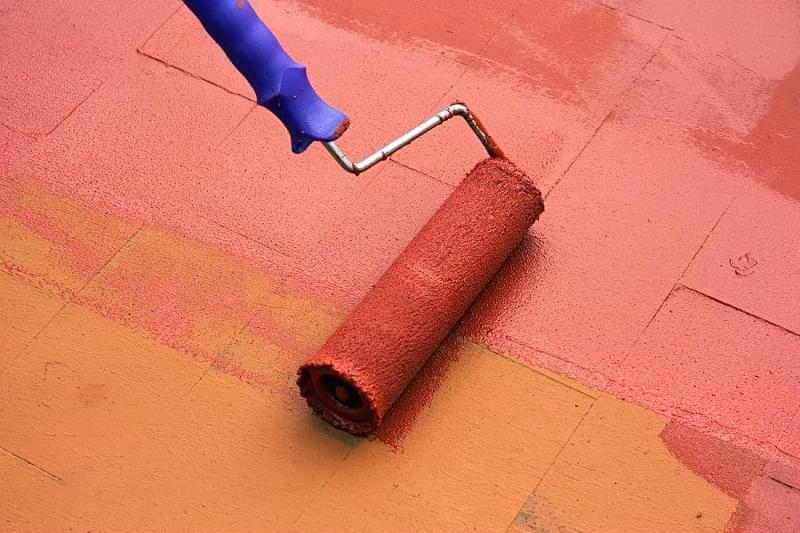 Навіщо фарбувати тротуарну плитку і як це зробити 4
