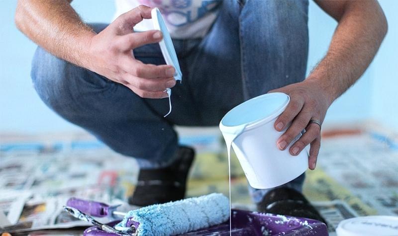 Як довго сохнуть різні фарби і від чого це залежить 4