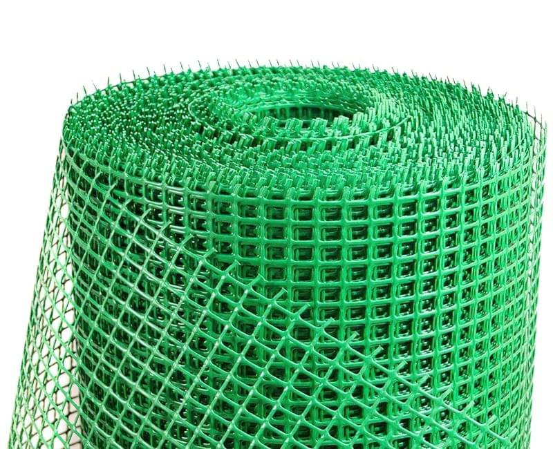 Особливості, плюси та мінуси пластикової сітки 1