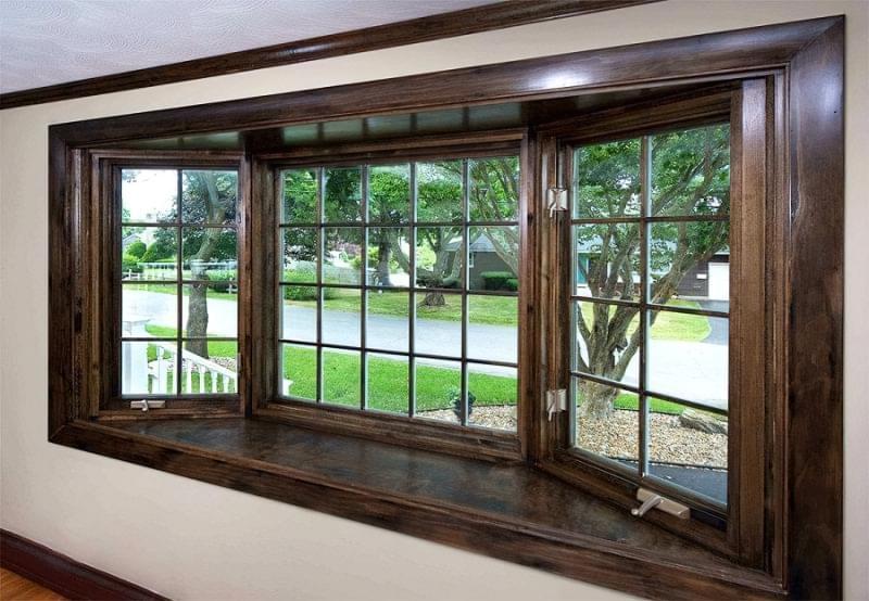 Дугові вікна: відмінності від еркерів, плюси і мінуси 1