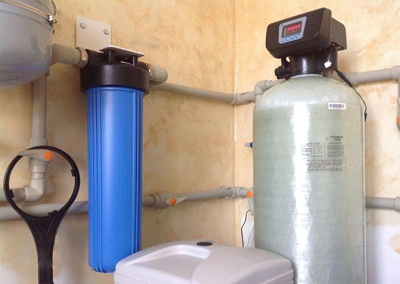 Пом'якшувачі для води: види і критерії вибору 1