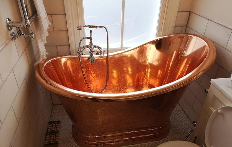 Як зробити ванну кімнату теплішою 3