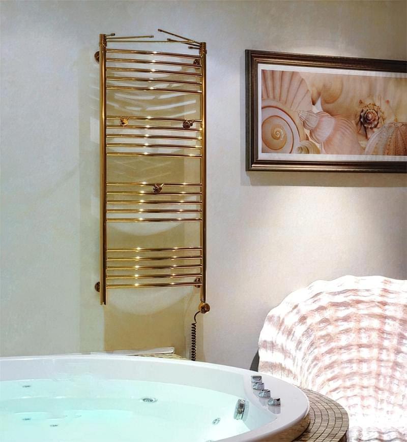 Як зробити ванну кімнату теплішою 5