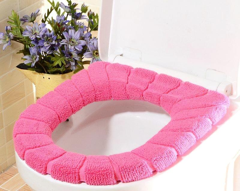 Як зробити ванну кімнату теплішою 10