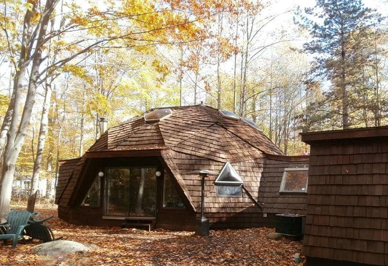 Будинки куполи - в чому плюси, які мінуси 2