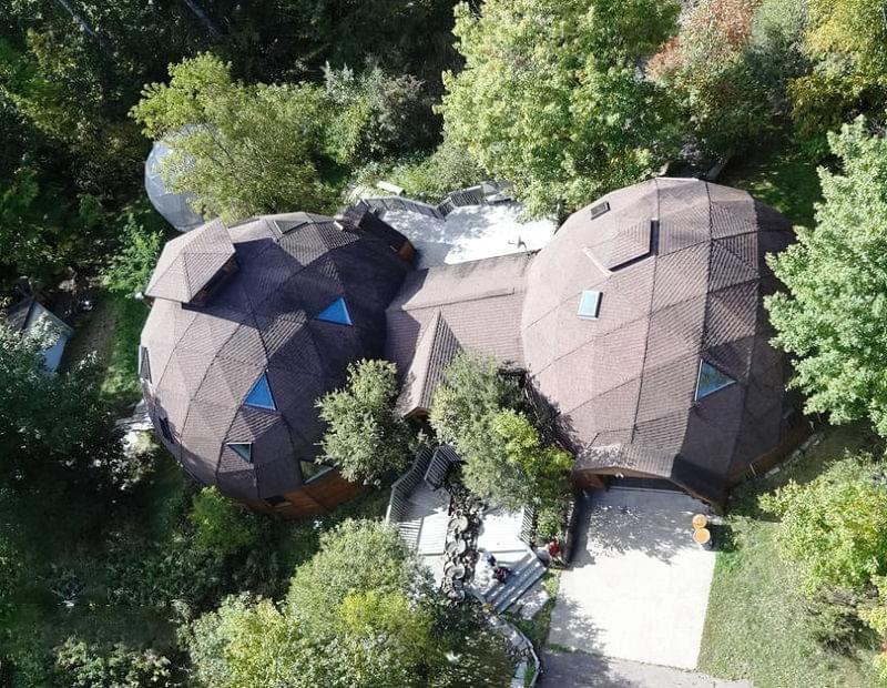 Будинки куполи - в чому плюси, які мінуси 1