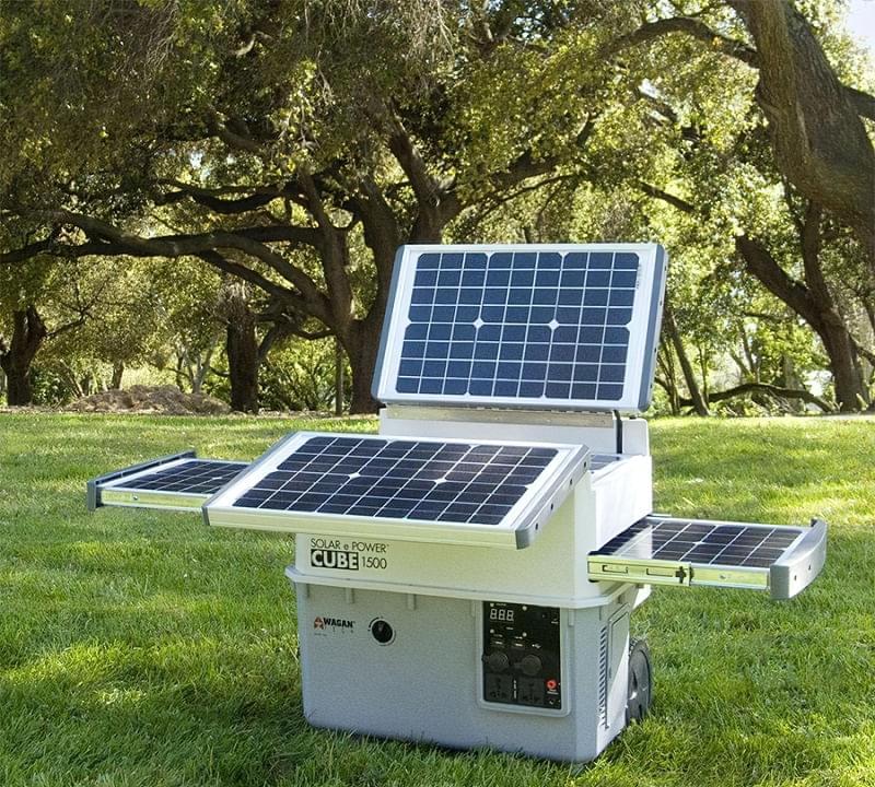 Генератори електроенергії на сонячних батареях 1
