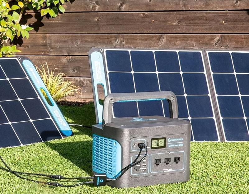 Генератори електроенергії на сонячних батареях 5