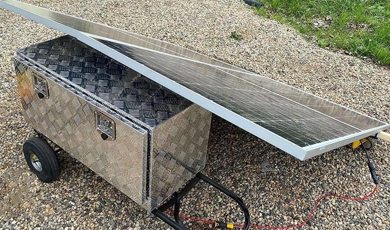 Генератори електроенергії на сонячних батареях 3