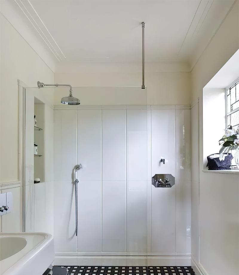 Повністю відкритий душ: плюси і мінуси 3