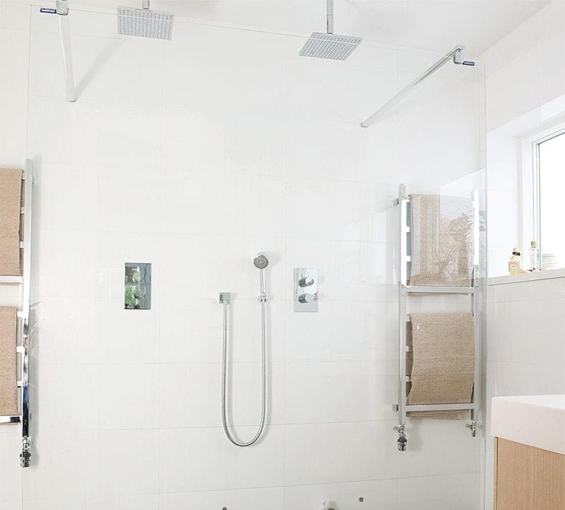 Повністю відкритий душ: плюси і мінуси 7