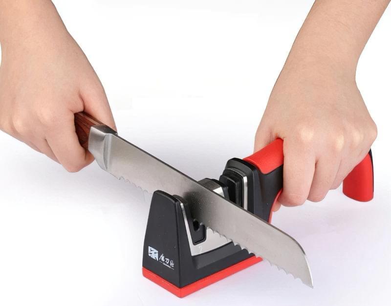 Точилки для ножів - види, принцип роботи, яку вибрати 7