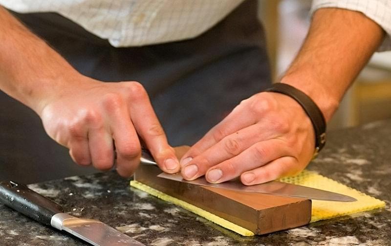 Точилки для ножів - види, принцип роботи, яку вибрати 9