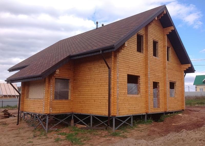 Відповіді на питання про дерев'яні будинки 3
