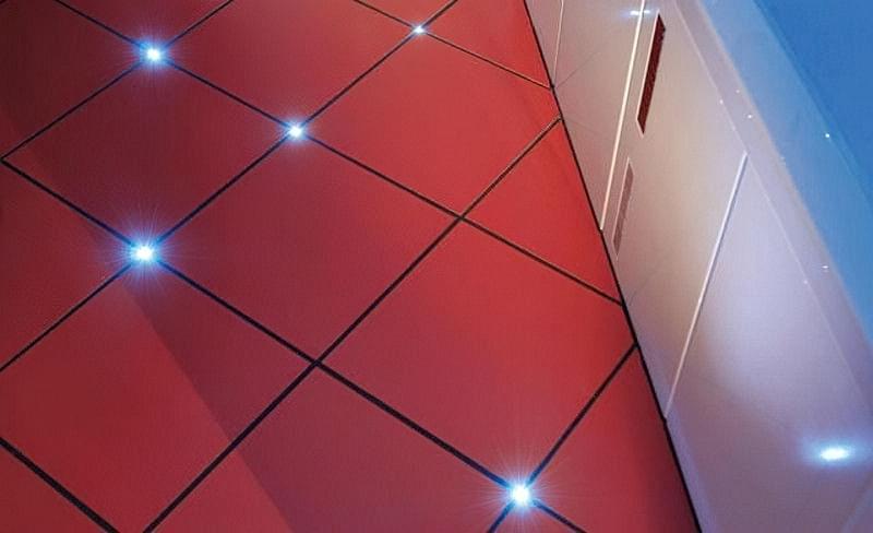 Підсвічування підлоги, цікаві варіанти 4