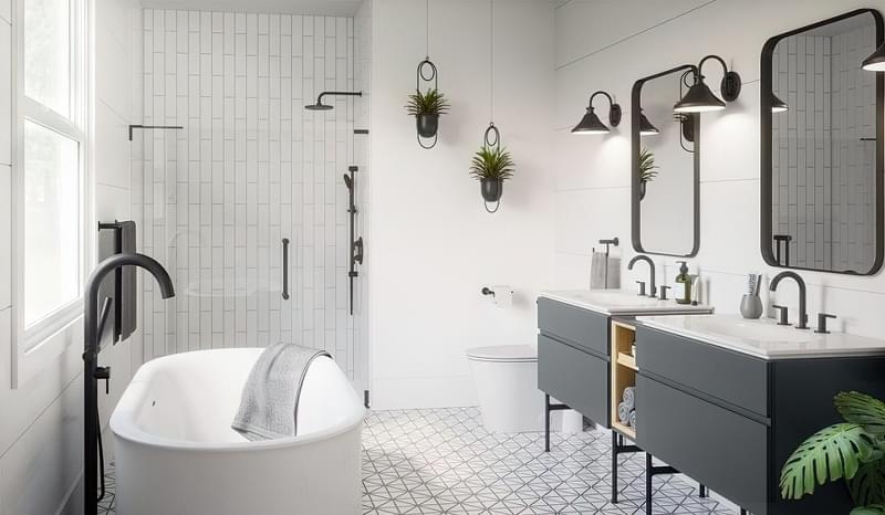 Що має бути в сучасній ванній кімнаті 1